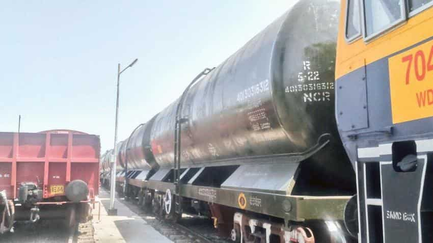 Railways Ministry sends Rs 4 crore bill to Latur for water train