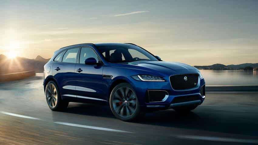 Tata Motors' JLR bets on F-Pace to revive dwindling sales
