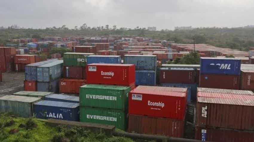 Exports fall yet again but there is a silver-lining