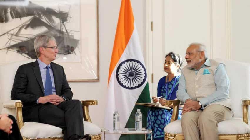 Apple's Tim Cook to meet PM Modi during visit to India this week