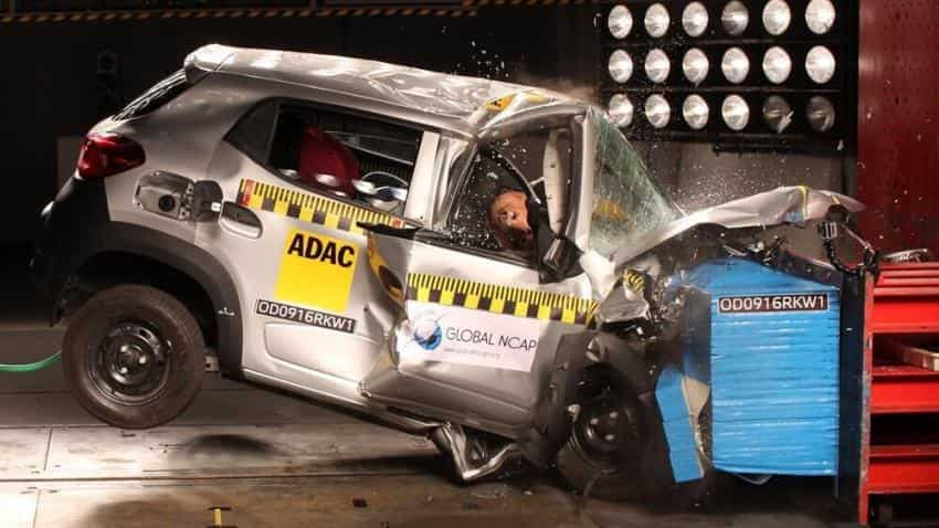 Here are seven cars in India that failed global safety standards
