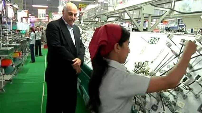 Motherson Sumi stocks up 8% post strong Q4 results