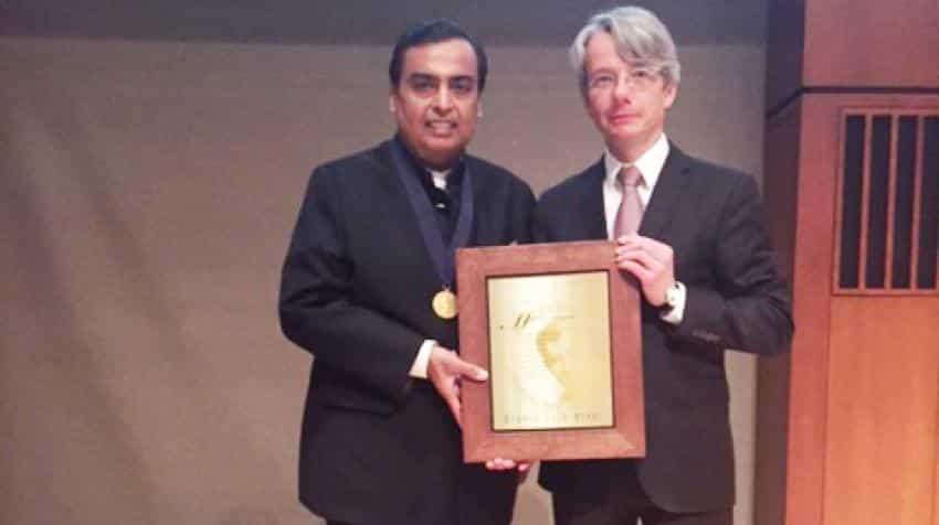 India, US will be at heart of new world of shared prosperity: Mukesh Ambani
