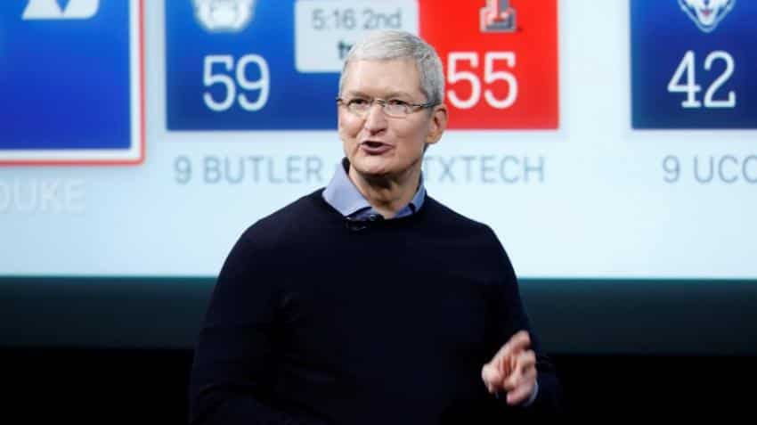 Apple boss Cook to tap Indian software talent during maiden visit