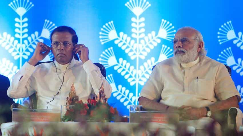 Sri Lanka to cancel Indian coal plant deal; proposes LNG instead