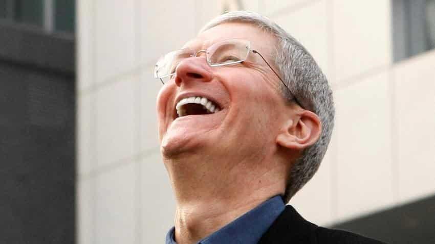 Tim Cook announces Apple facility in Bengaluru