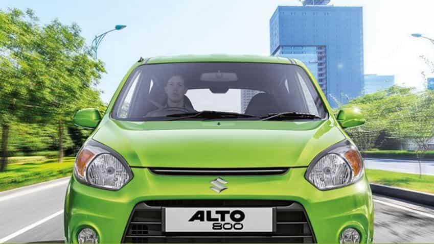 Maruti Suzuki launches refurbished version of Alto 800 starting at Rs 2.55 lakh