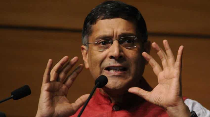 Good monsoon positive for economy, inflation: Arvind Subramanian