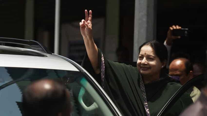 Jayalalithaa's likely victory is Sun TV's loss; stocks fall over 10%