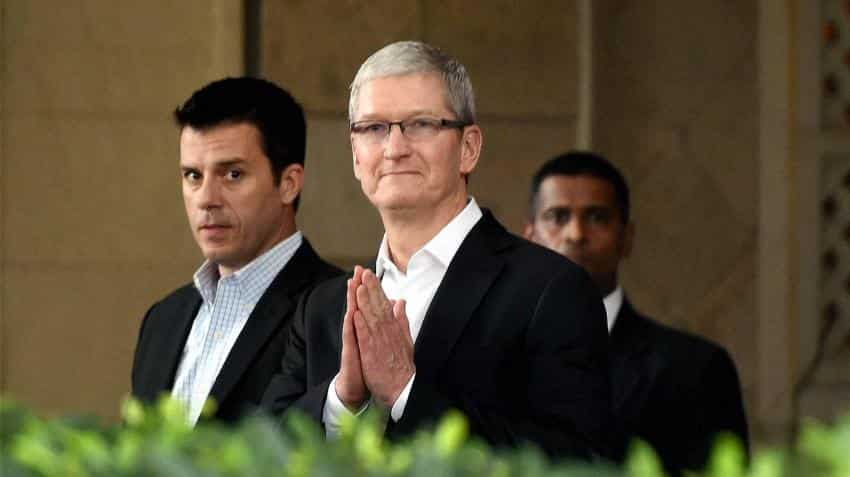 India is unparalleled, says Apple CEO Cook