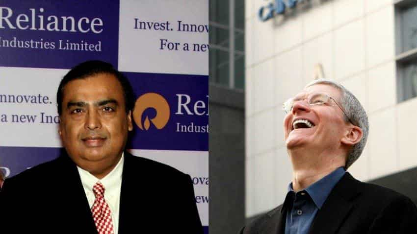 Can Apple and Reliance disrupt the Indian market together?