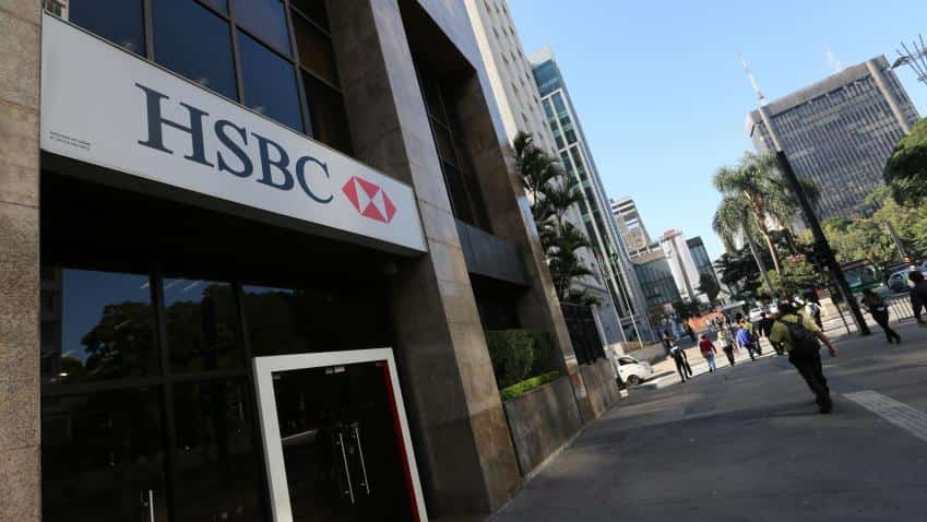 HSBC to have only 26 branches in India as customers go