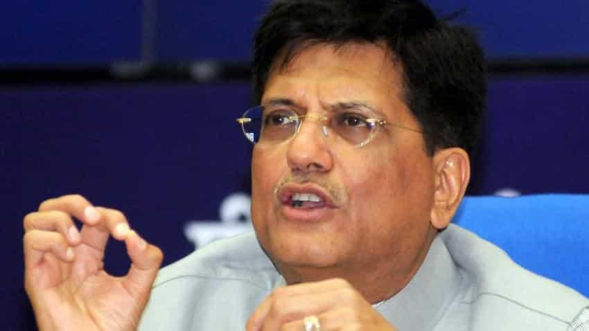 WATCH: When Murphy struck Power Minister Piyush Goyal's press conference