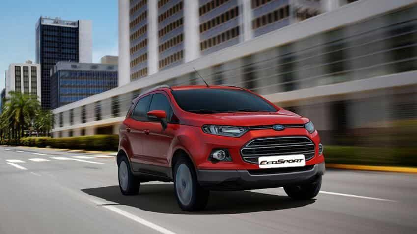 After Maruti Suzuki, Ford recalls 48,700 EcoSport units