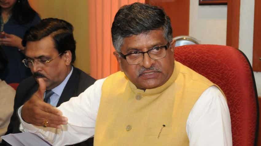 I have done my duty, telecom companies need to do their duty as well: Ravi Shankar Prasad