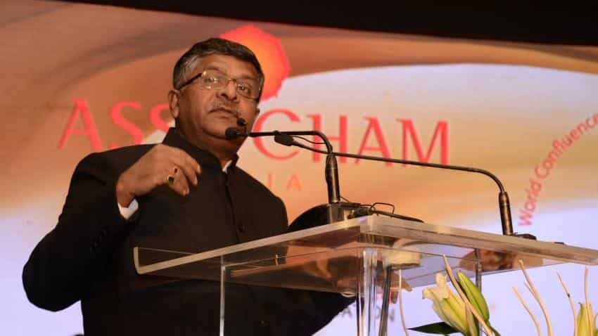 To invest Rs 800 crore in postal payments bank: Ravi Shankar Prasad