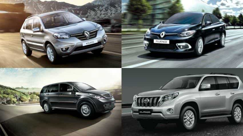 These cars in India failed to sell a single unit in April