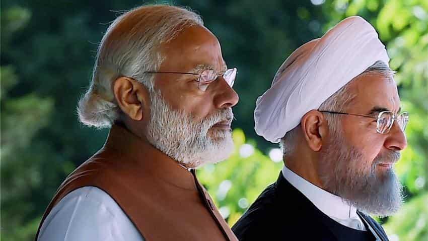 Iran, India old friends, share interests: PM Modi