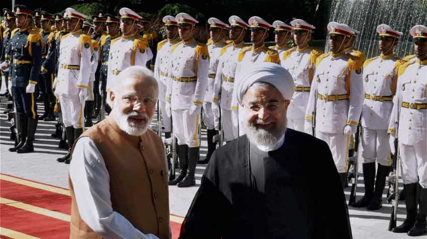 India, Iran sign accords to develop Chabahar port