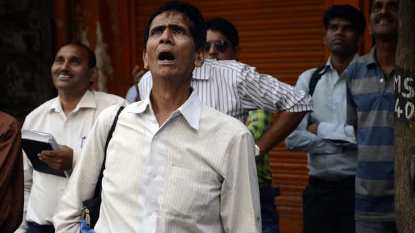 Sensex closes down 71 points after volatile trade