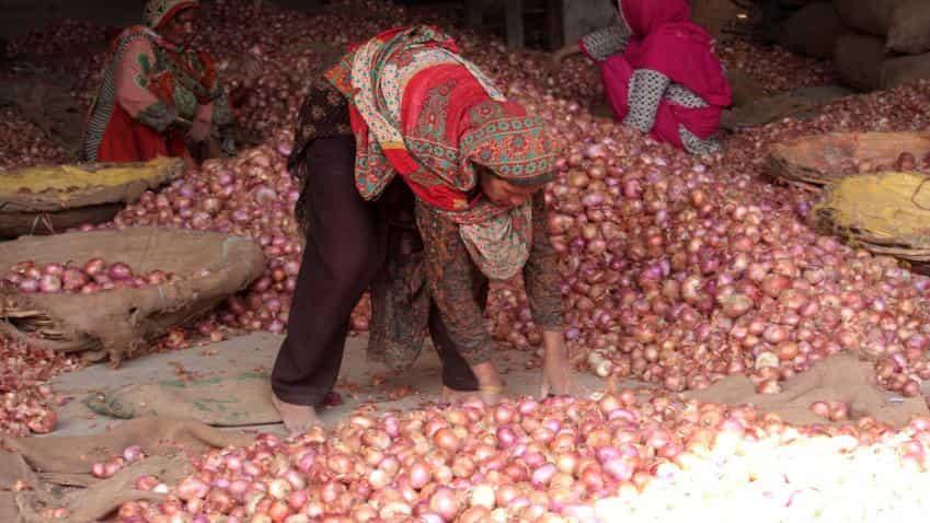 Onion conundrum: Farmers now want Fadnavis to raise prices