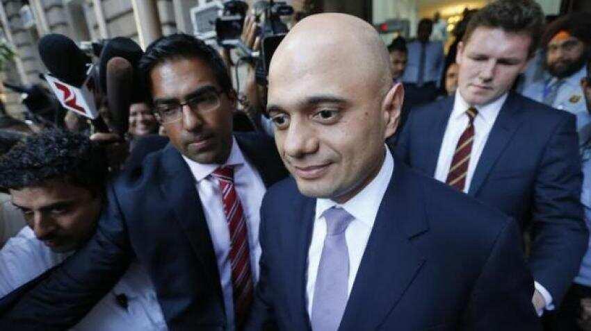 Tata Steel UK business sale: Secretary Sajid Javid meets Cyrus Mistry