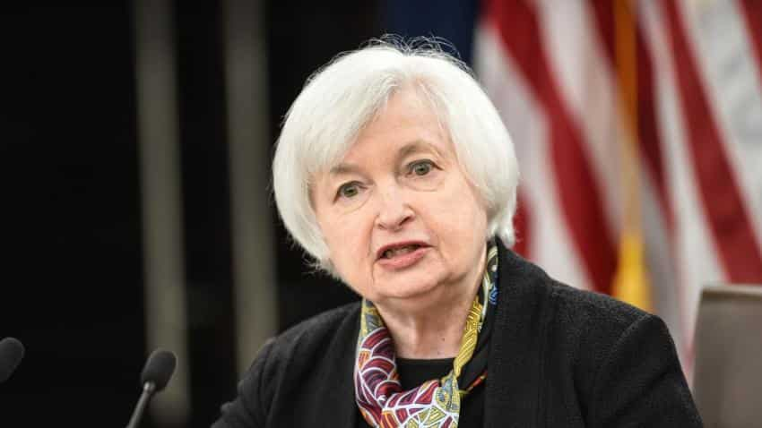 Janet Yellen hints at interest rate hike in coming months