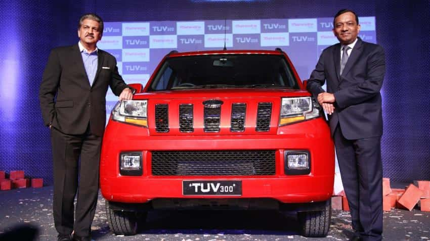 New SUVs, truck sales power Mahindra's 6% growth in net profit