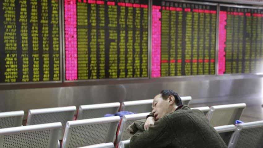 Asian shares steady but set for monthly loss
