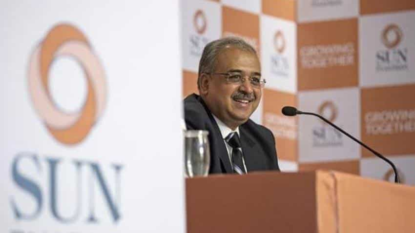Sun Pharma shares down 5% post forecast of lower FY17 annual sales