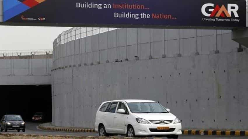GMR Infra reports Q4 net loss at Rs 954 crore; stocks down nearly 3%
