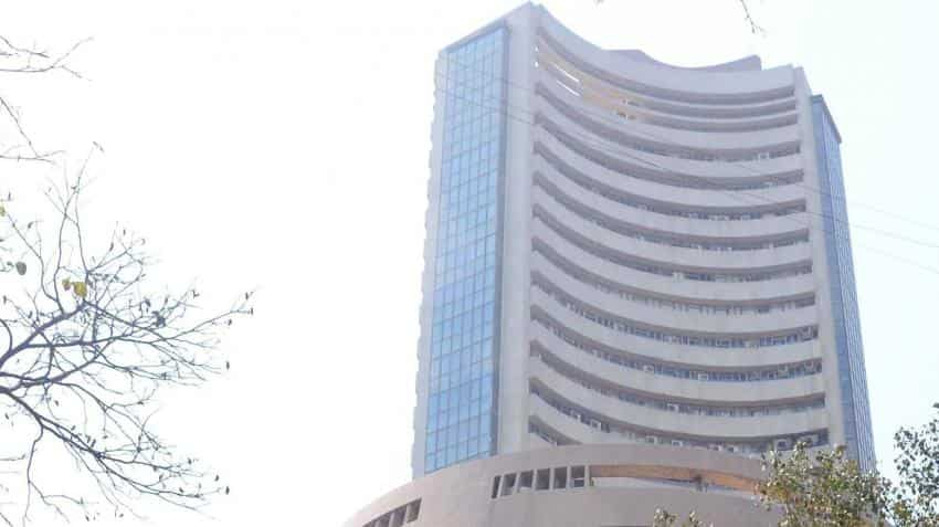 Sensex edges down, still end May as Asia's best