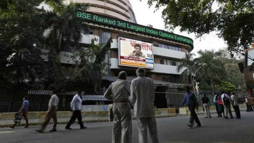 Sensex closes up 0.17% on positive GDP data
