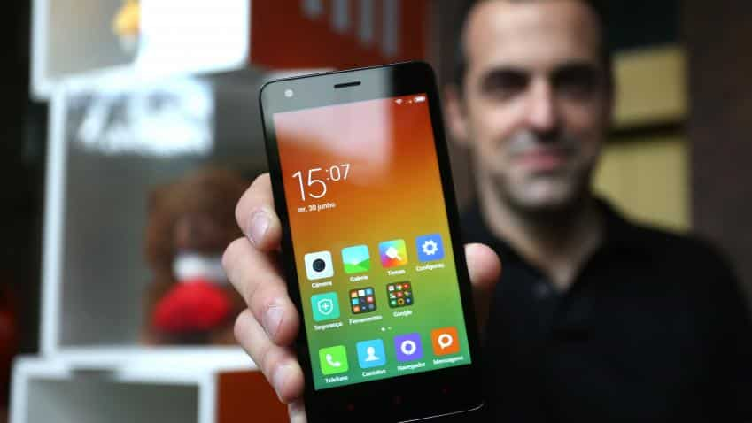 China smartphone maker Xiaomi buys 1500 patents from Microsoft