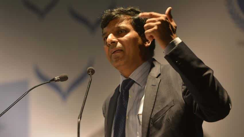 What has Rajan got to do with rupee's fall today?