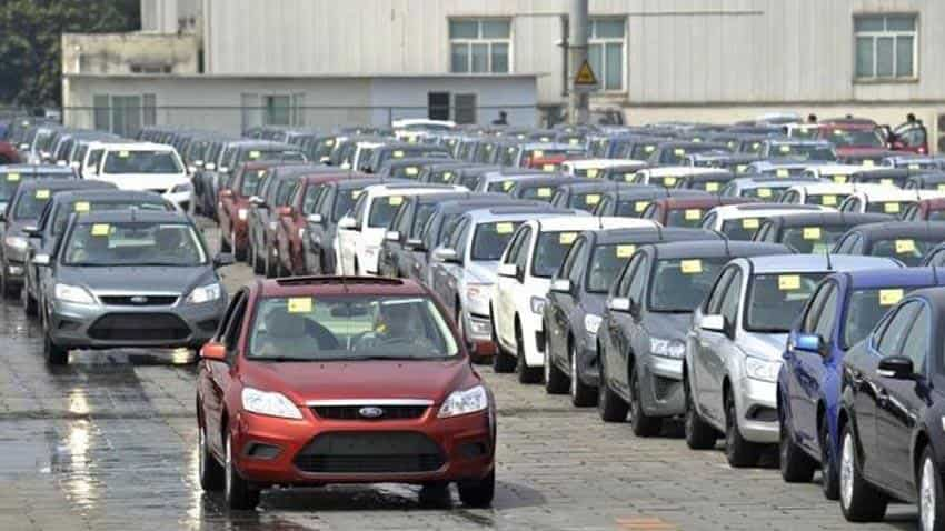 Ford India's total sales up nearly 48% in May