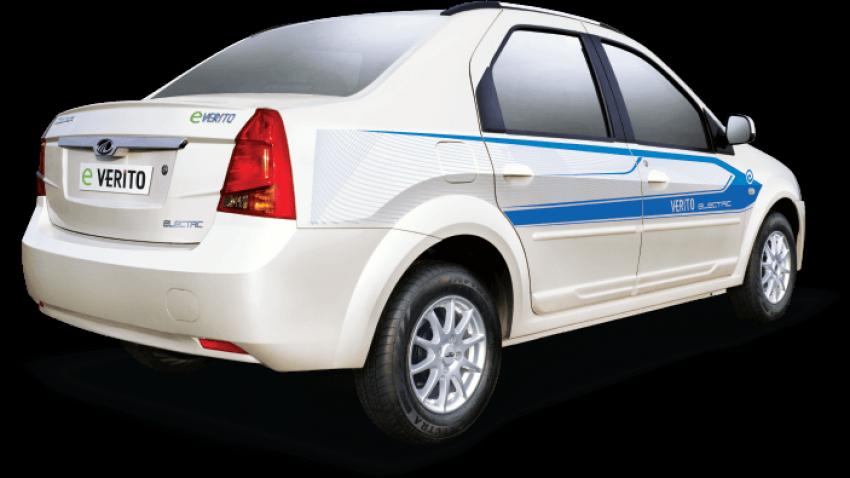 Mahindra & Mahindra launches eVerito, price starting at Rs 9.5 lakh