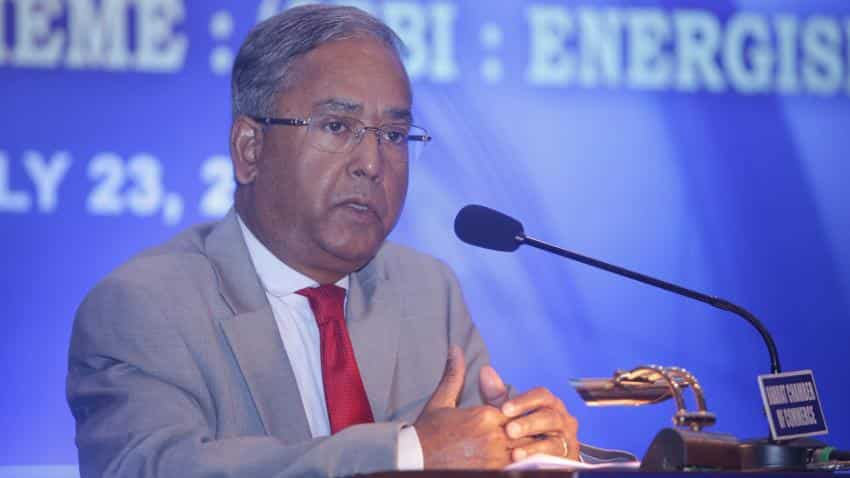 Sebi pitches India to Silicon Valley investors