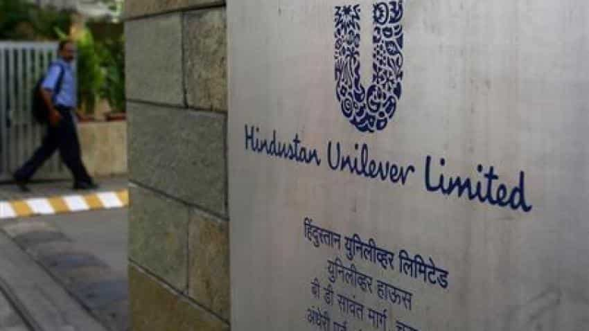 Business restructuring, HUL shares gain over 2%
