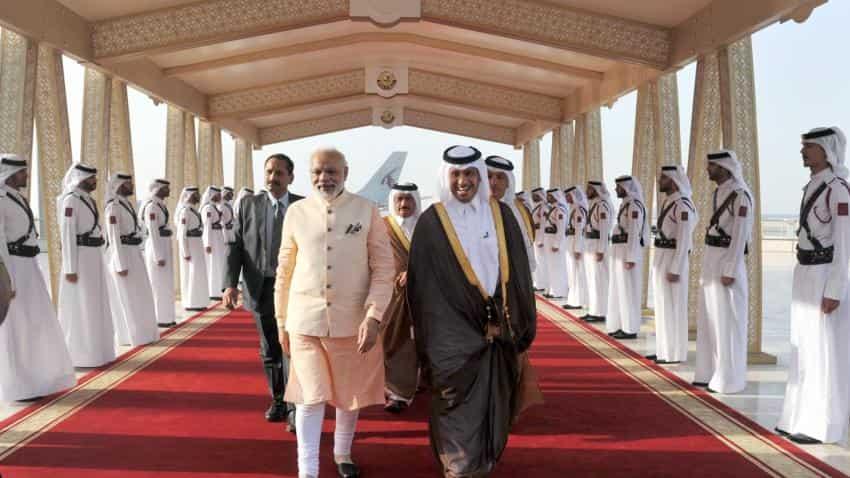 PM Modi invites Qatar Inc to invest in India; promises to address 'bottlenecks'