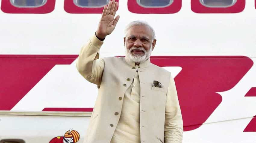 Modi in Switzerland; here's whats on his agenda