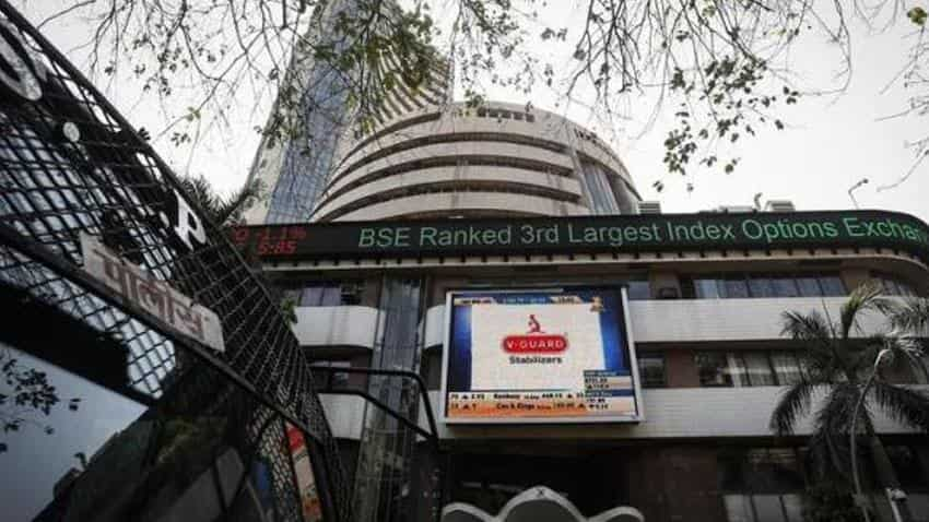 Sensex, Nifty open on higher note in early morning trade