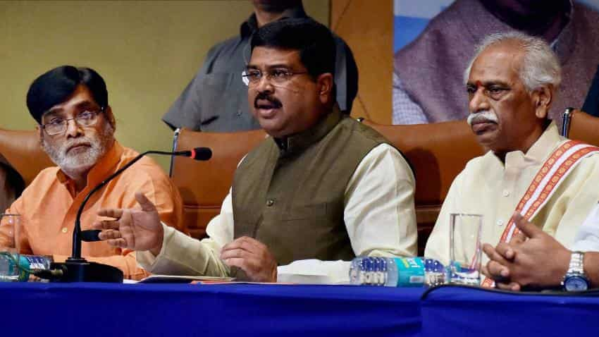 Asked Finance Ministry to halve ad valorem cess, says Dharmendra Pradhan