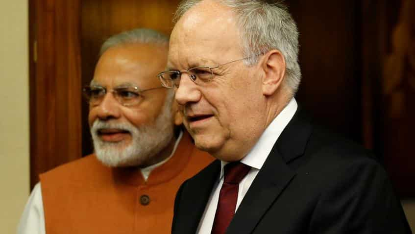 India and Switzerland to pay close attention to black money: Modi