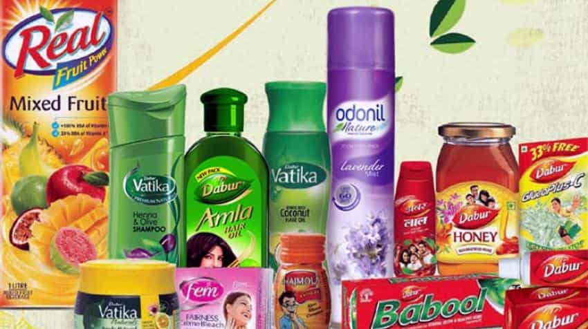 Not worried about challenge from 'faith-based' products from Patanjali, Sri Sri Ayurveda: Dabur