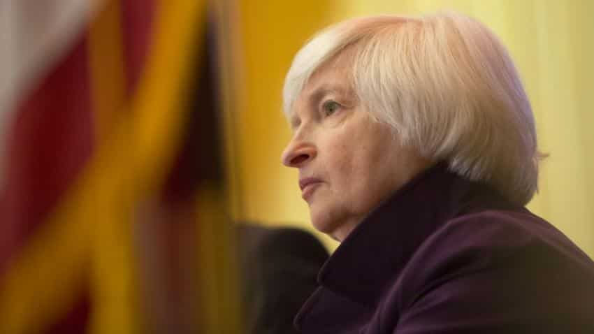 Federal Reserve Chair Janet Yellen says poor US jobs report 'concerning' and 'disappointing'