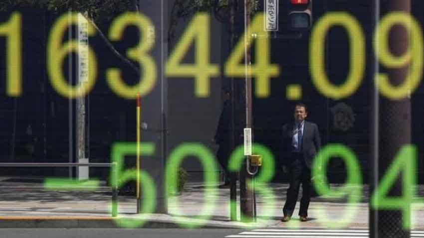 Asian shares at five-week high after cautious Janet Yellen speech