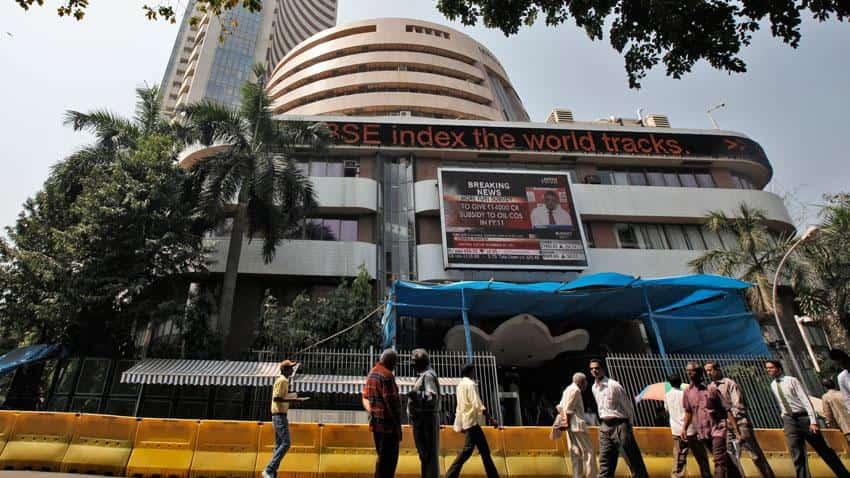 Sensex, Nifty open higher ahead of RBI monetary policy meet