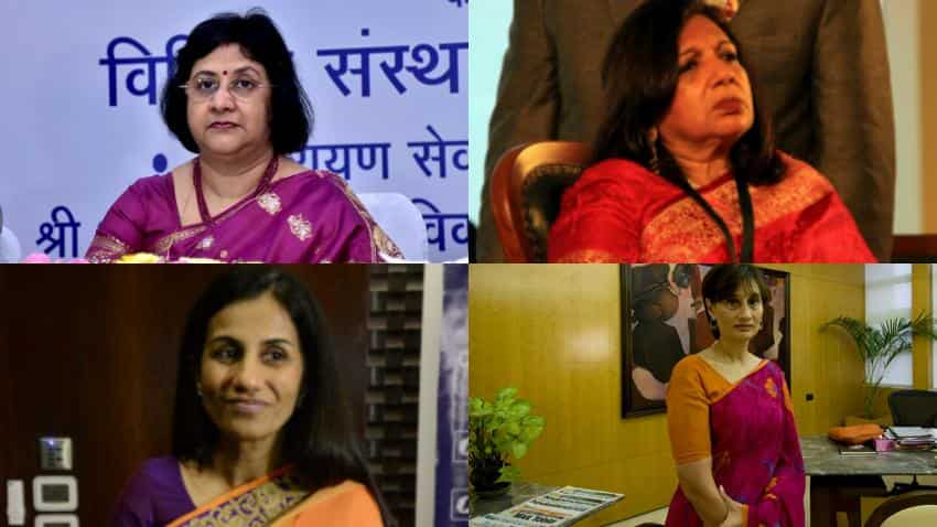 These four Indian women are on Forbes Power List