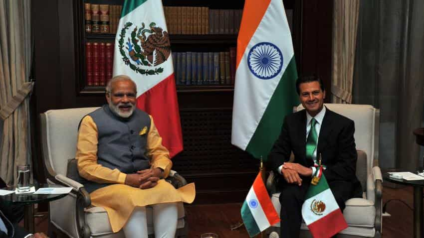 Full text: What PM Modi had to say on strengthening ties between India, Mexico